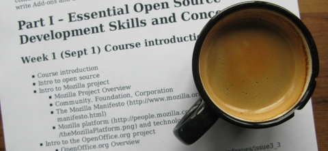 Coffee and Seneca