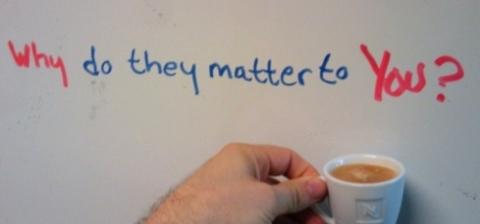 Why do they matter to you?
