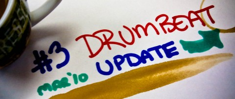 Drumbeat Update Picture