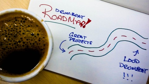 Picture of a roadmap