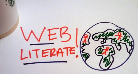 Web literate world