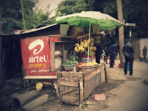 Airtel top up agenda in Nairobi