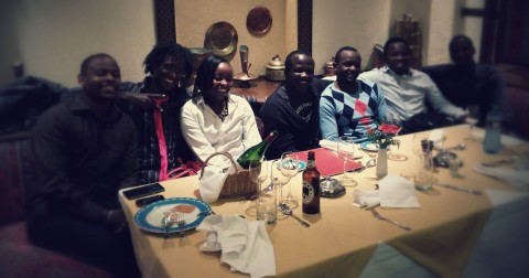 Mozillians from Nairobi