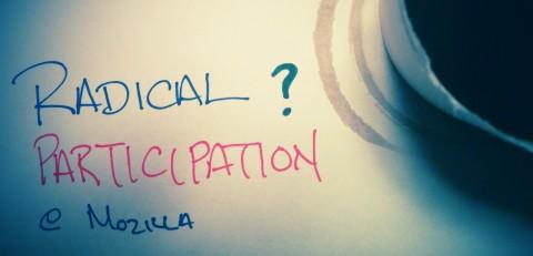 Radical Participation Doodle